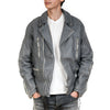 Bedwin 'Busher' Double Riders Jacket FD Gray
