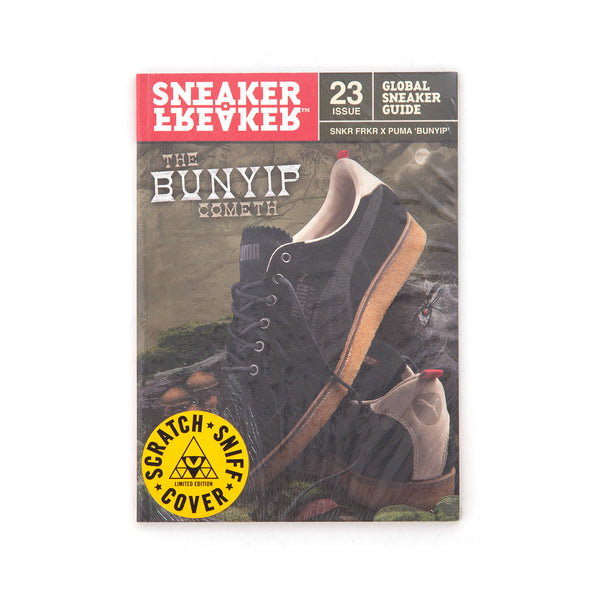 Sneaker Freaker Magazine Issue #23 - Concrete