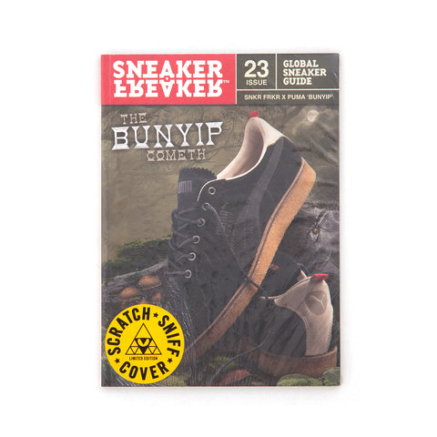 Sneaker Freaker Magazine Issue #23