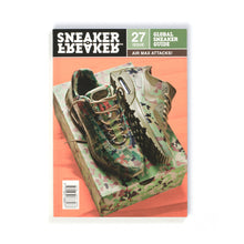 將圖像加載到畫廊查看器中Sneaker Freaker Magazine Issue #27 - Concrete