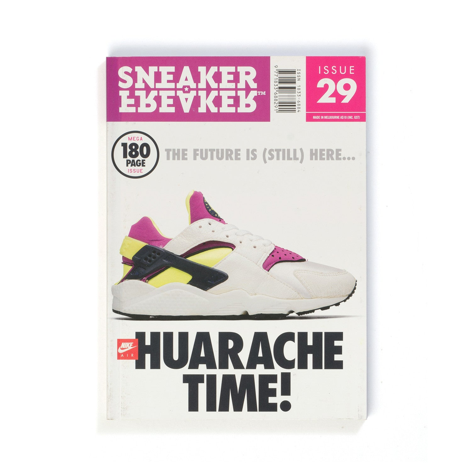 Sneaker Freaker Magazine Issue #29 - Concrete