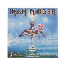 將圖像加載到畫廊查看器中Iron Maiden - Seventh Son of A Seventh Son - LP