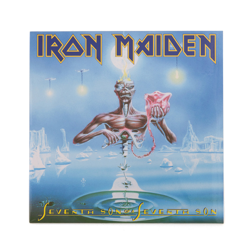 Iron Maiden - Seventh Son of A Seventh Son - LP - Concrete