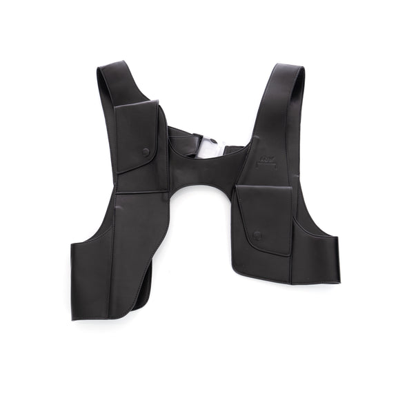 A-COLD-WALL* | Frame Utility Body Harness Black