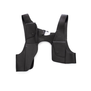 A-COLD-WALL* | Frame Utility Body Harness Black - Concrete