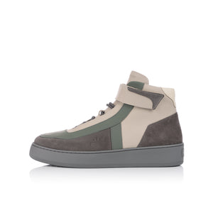 A-COLD-WALL* Hi Top Sneaker Grey