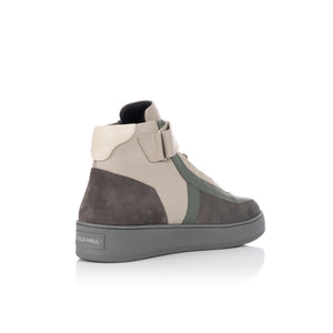 A-COLD-WALL* | Hi Top Sneaker Grey - Concrete