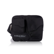 Load image into Gallery viewer, A-COLD-WALL* | Polyester Logo Abdomen Bag Black