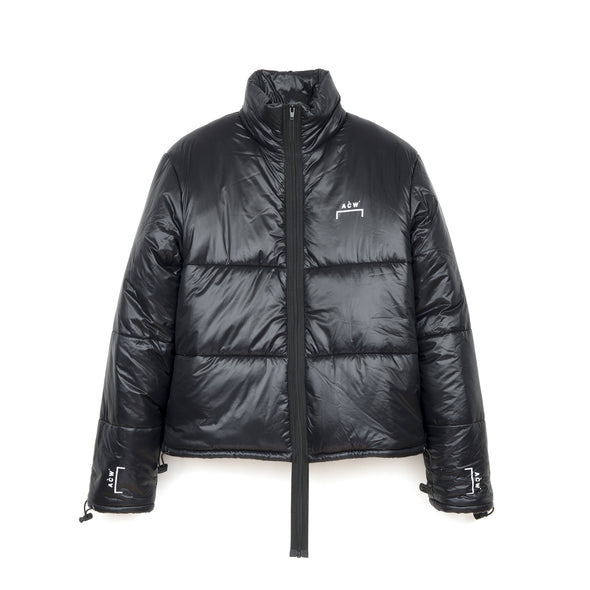 A-COLD-WALL* | Puffa Coat Black