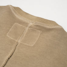 Load image into Gallery viewer, A-COLD-WALL* Overlock Crewneck Taupe