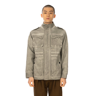 A-COLD-WALL* | Fade-Out Field Jacket Stone - Concrete