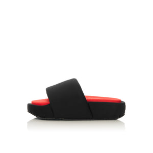 adidas Y-3 | Slide Black / Red - FZ4505 - Concrete