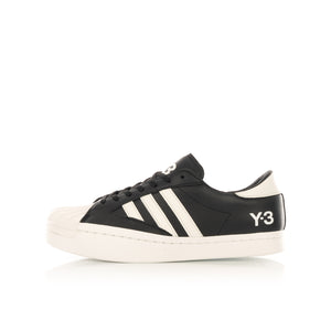 adidas Y-3 | Yohji Star Black / White - H02578 - Concrete