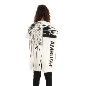 AMBUSH® | Cape T-Shirt Off White