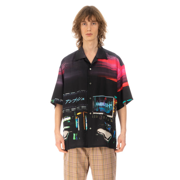 AMBUSH | Dekora Print Shirt Multi - Concrete