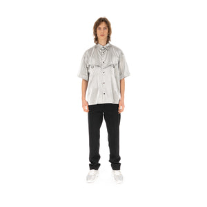 AMBUSH® Short Sleeve Shirt Silver