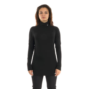 AMBUSH® | Turtle Neck L/S Shirt Black