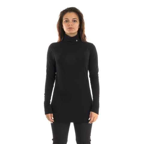 AMBUSH® Turtle Neck L/S Shirt Black
