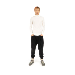 AMBUSH | Turtle Neck White - Concrete