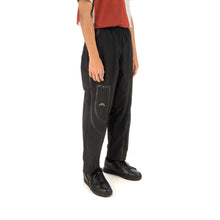 Load image into Gallery viewer, A-COLD-WALL* | Bracket Taped Track Pants Black