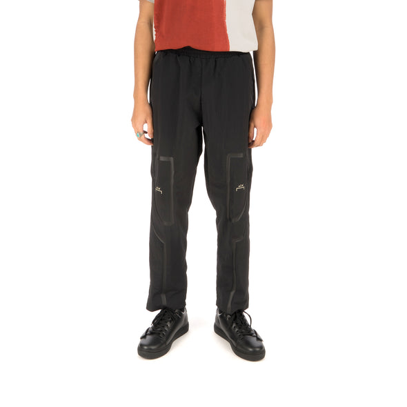 A-COLD-WALL* | Bracket Taped Track Pants Black - Concrete