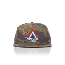 Load image into Gallery viewer, Acapulco Gold | Deer Hunter Snapback 5-panel Cap Camo - Concrete