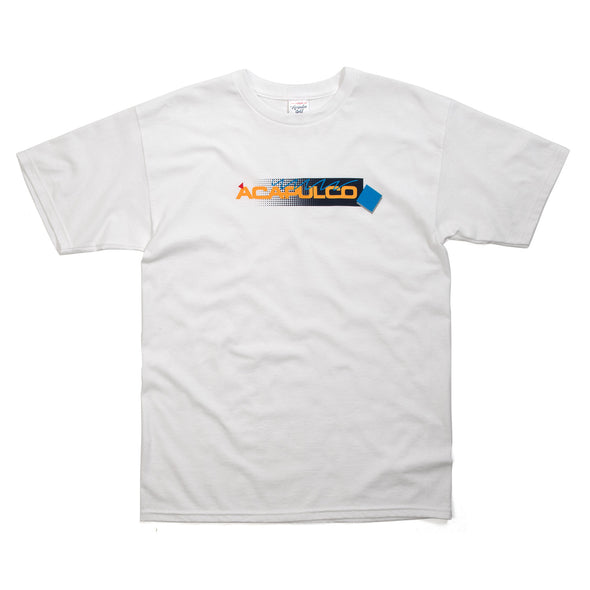 Acapulco Gold | Tailwhip T-Shirt White - Concrete