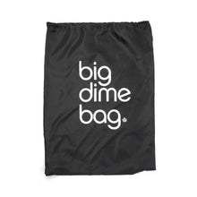 Load image into Gallery viewer, Acapulco Gold Big Dime Laundry Bag Black