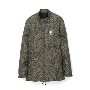 Acapulco Gold | Worldwide Windbreaker Leopard Camo