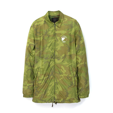 Acapulco Gold Worldwide Windbreaker Woodland Camo