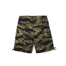 將圖像加載到畫廊查看器中Acapulco Gold | Fugazi Officer Shorts Tigerstripe Camo - Concrete