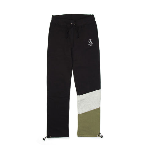 Acapulco Gold Paneled Sweatpants Black
