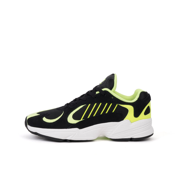 adidas Originals Yung-1 Black / High Res Yellow