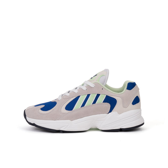 adidas Originals | Yung-1 White / Collegiate Royal