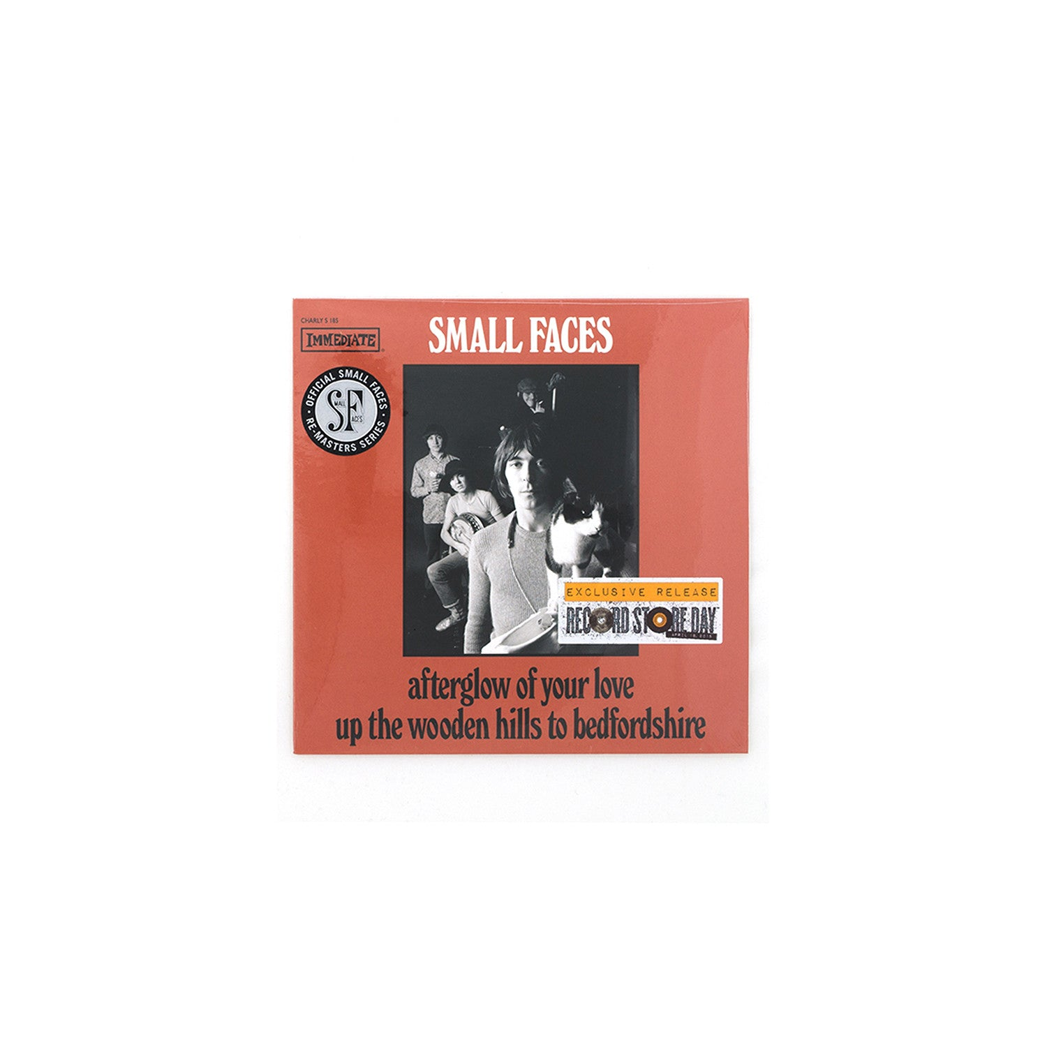 "Small Faces - Afterglow (Of Your Love) -Ltd- 7"" - Concrete"