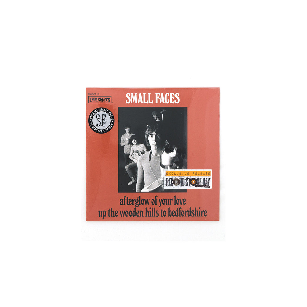 Small Faces - Afterglow (Of Your Love) -Ltd- 7