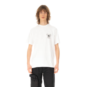 Akomplice | David Flores For AU T-Shirt White