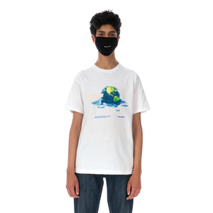 Akomplice | The Melting T-Shirt White