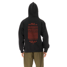 Load image into Gallery viewer, Akomplice | Unite For AU Hoodie Black