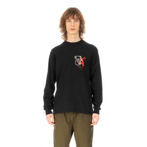 Akomplice Unite For AU L/S T-Shirt Black