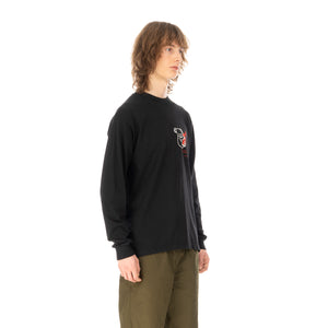 Akomplice | Unite For AU L/S T-Shirt Black - Concrete