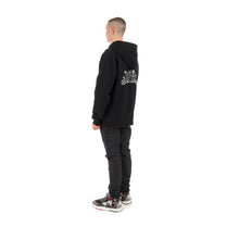 將圖像加載到畫廊查看器中Akomplice | Unity Gang Embroidered Fleece Hoodie Black