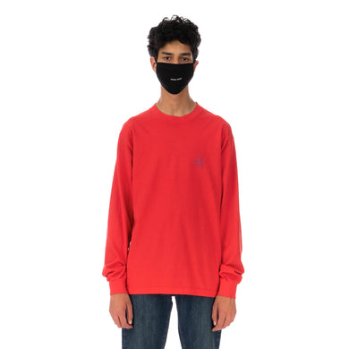 Akomplice | We Are Ocean L/S T-Shirt Tomato