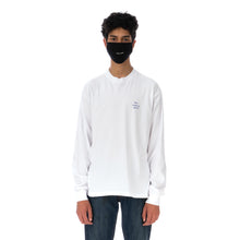 Load image into Gallery viewer, Akomplice | We Are Ocean L/S T-Shirt White