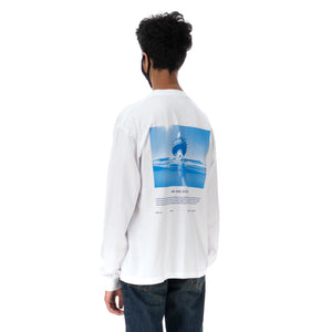 Akomplice | We Are Ocean L/S T-Shirt White