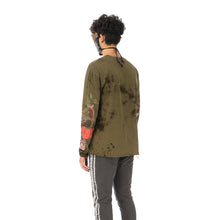 Load image into Gallery viewer, ALCHEMIST | Amazonia L/S T-Shirt Kalamata Stone Wash
