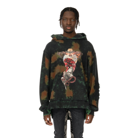 ALCHEMIST | Party In Paris Hoodie RBG Cloud Wash