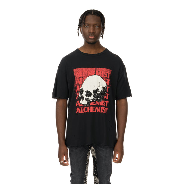 ALCHEMIST | Rise Above T-Shirt Vintage Black - Concrete