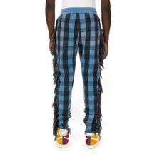 Afbeelding in Gallery-weergave laden, ALCHEMIST | I Wanna Be Sadated Joggers Blue / Black Check - Concrete
