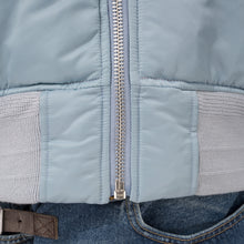 將圖像加載到畫廊查看器中AMBUSH | MA-1 Jacket Light Blue - Concrete